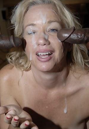 Free Mature Bukkake Porn Pictures